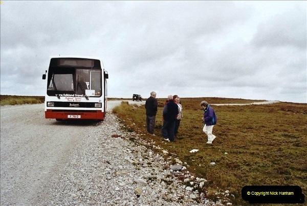 South America & The Falkland Islands.  2002 - 2003 (258)258
