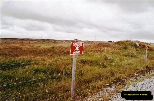 South America & The Falkland Islands.  2002 - 2003 (259)259