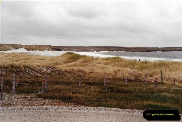 South America & The Falkland Islands.  2002 - 2003 (262)262