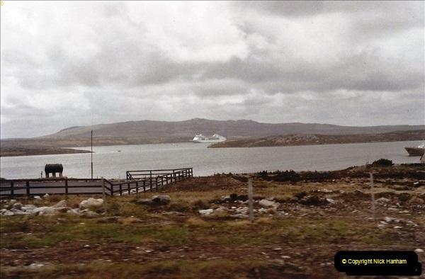 South America & The Falkland Islands.  2002 - 2003 (263)263