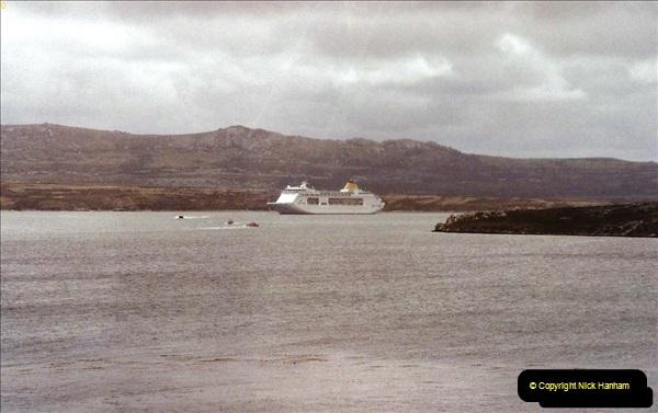 South America & The Falkland Islands.  2002 - 2003 (264)264