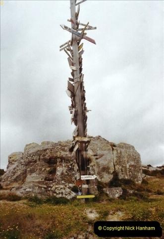 South America & The Falkland Islands.  2002 - 2003 (265)265