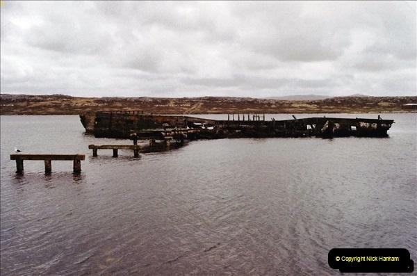 South America & The Falkland Islands.  2002 - 2003 (268)268