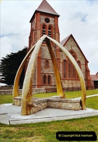 South America & The Falkland Islands.  2002 - 2003 (270)270