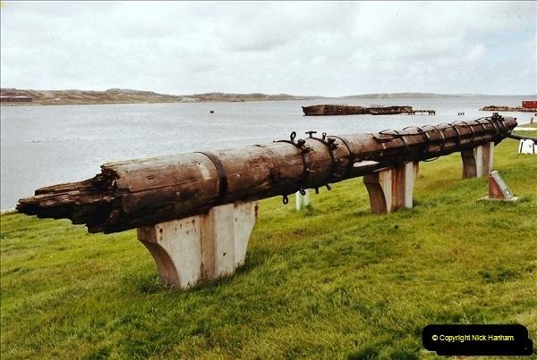 South America & The Falkland Islands.  2002 - 2003 (271)271