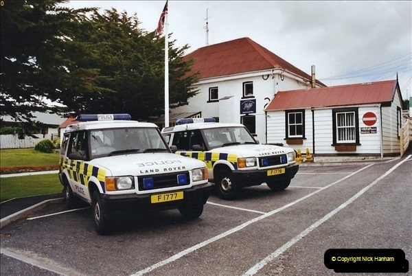 South America & The Falkland Islands.  2002 - 2003 (273)273