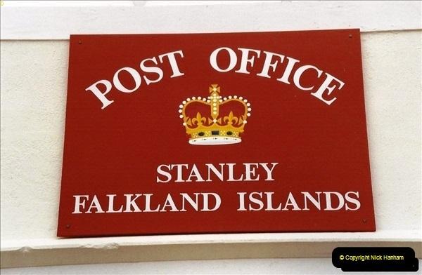South America & The Falkland Islands.  2002 - 2003 (275)275