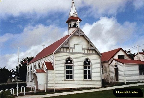 South America & The Falkland Islands.  2002 - 2003 (277)277