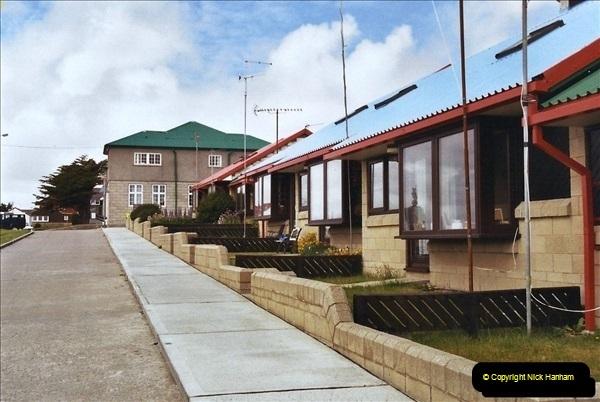 South America & The Falkland Islands.  2002 - 2003 (279)279