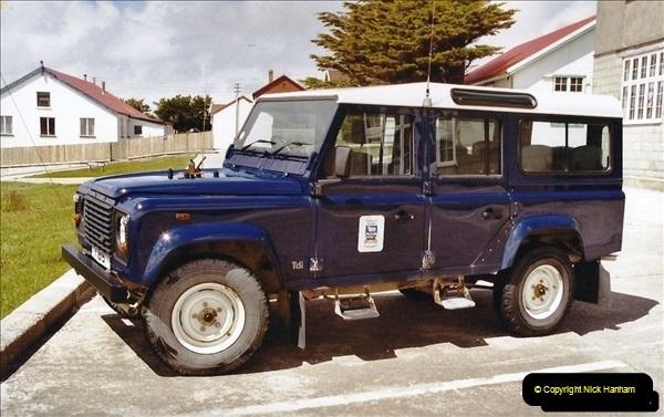 South America & The Falkland Islands.  2002 - 2003 (288)288