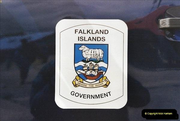 South America & The Falkland Islands.  2002 - 2003 (289)289