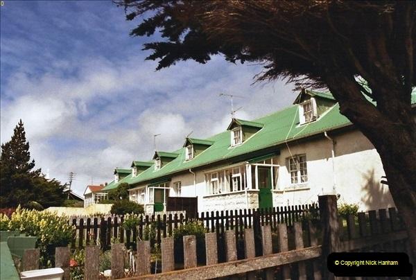 South America & The Falkland Islands.  2002 - 2003 (290)290