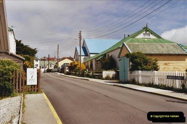 South America & The Falkland Islands.  2002 - 2003 (291)291