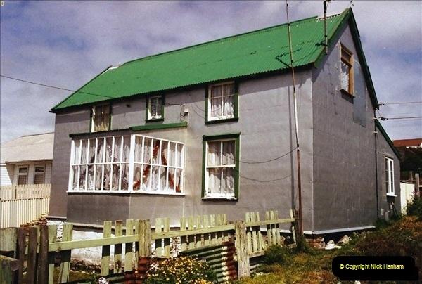 South America & The Falkland Islands.  2002 - 2003 (292)292