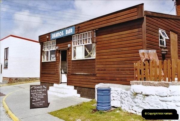 South America & The Falkland Islands.  2002 - 2003 (293)293