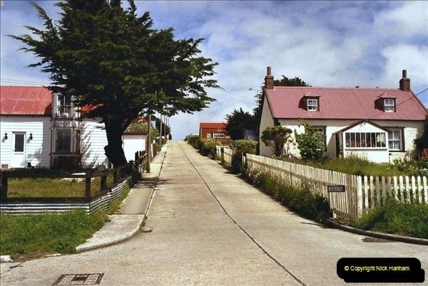 South America & The Falkland Islands.  2002 - 2003 (294)294