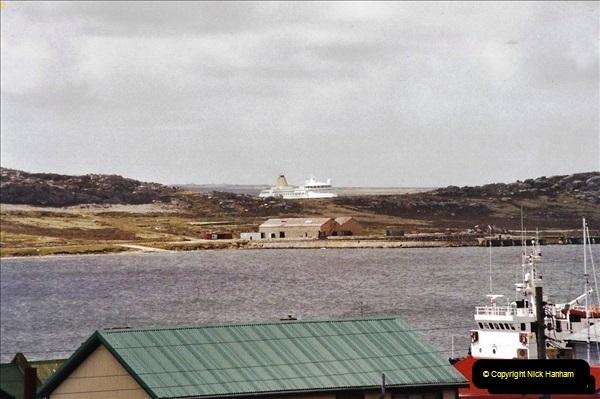 South America & The Falkland Islands.  2002 - 2003 (296)296