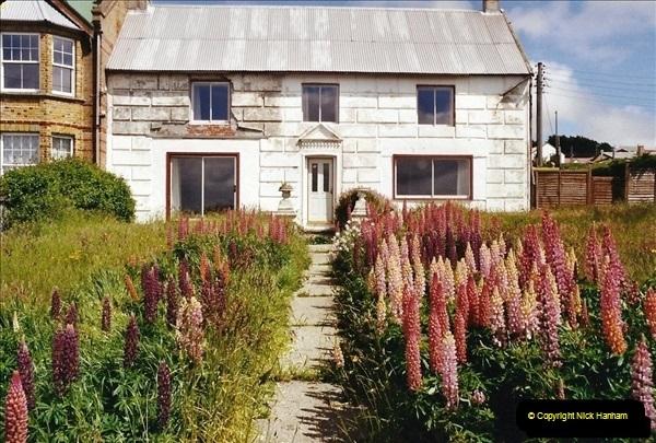 South America & The Falkland Islands.  2002 - 2003 (299)299