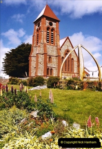 South America & The Falkland Islands.  2002 - 2003 (307)307