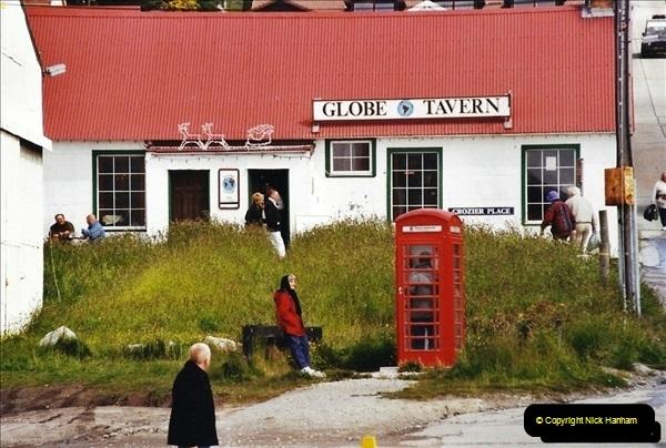 South America & The Falkland Islands.  2002 - 2003 (310)310