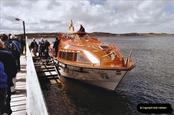 South America & The Falkland Islands.  2002 - 2003 (314)314