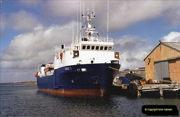 South America & The Falkland Islands.  2002 - 2003 (316)316