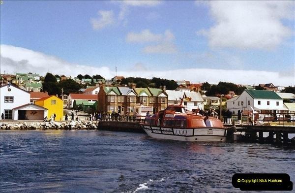 South America & The Falkland Islands.  2002 - 2003 (317)317