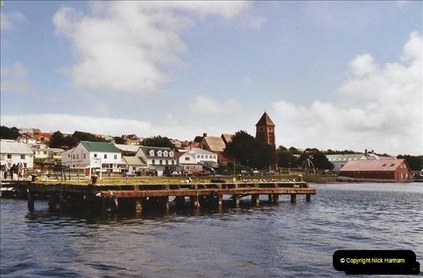 South America & The Falkland Islands.  2002 - 2003 (318)318