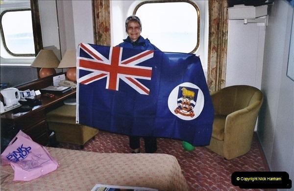 South America & The Falkland Islands.  2002 - 2003 (319)319