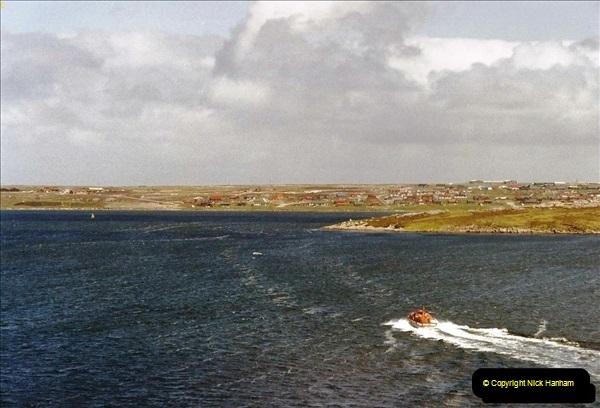 South America & The Falkland Islands.  2002 - 2003 (321)321