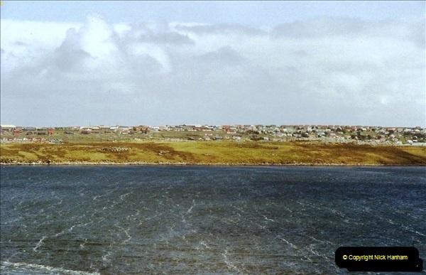 South America & The Falkland Islands.  2002 - 2003 (322)322