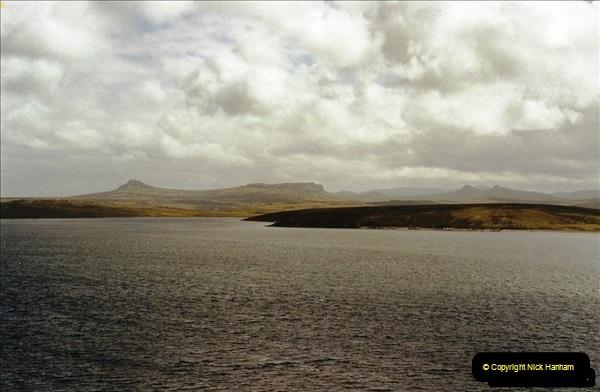 South America & The Falkland Islands.  2002 - 2003 (323)323