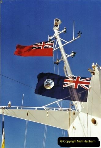 South America & The Falkland Islands.  2002 - 2003 (324)324