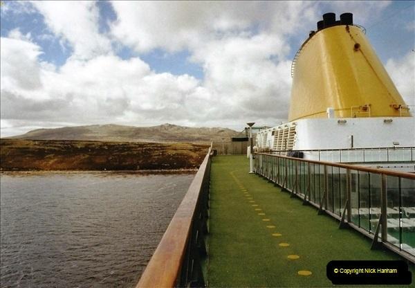 South America & The Falkland Islands.  2002 - 2003 (325)325