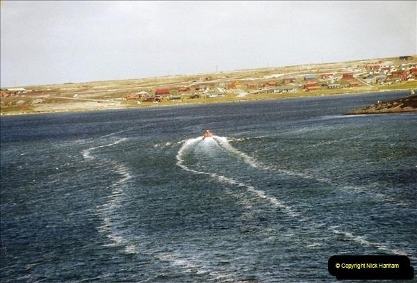 South America & The Falkland Islands.  2002 - 2003 (328)328