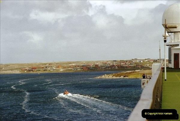 South America & The Falkland Islands.  2002 - 2003 (329)329