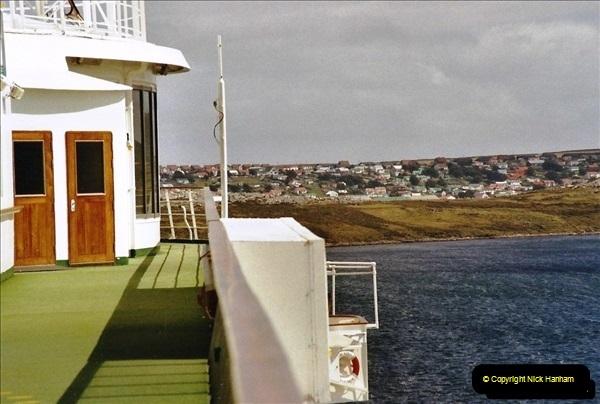South America & The Falkland Islands.  2002 - 2003 (331)331