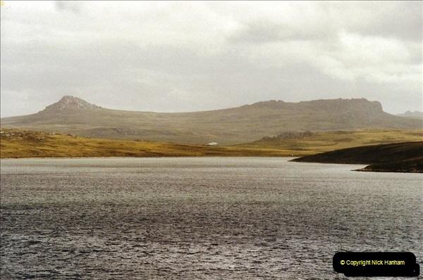 South America & The Falkland Islands.  2002 - 2003 (332)332