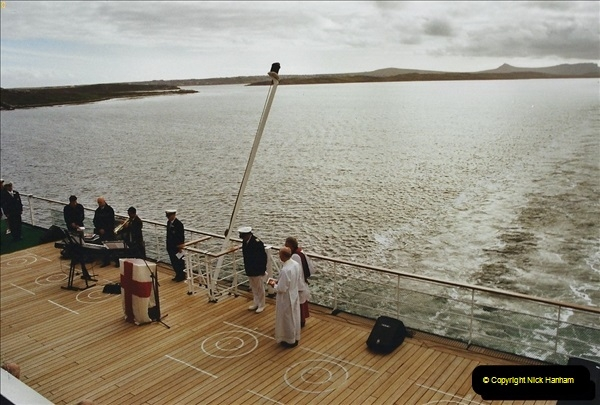 South America & The Falkland Islands.  2002 - 2003 (336)336