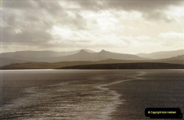 South America & The Falkland Islands.  2002 - 2003 (341)341