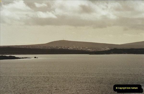 South America & The Falkland Islands.  2002 - 2003 (343)343