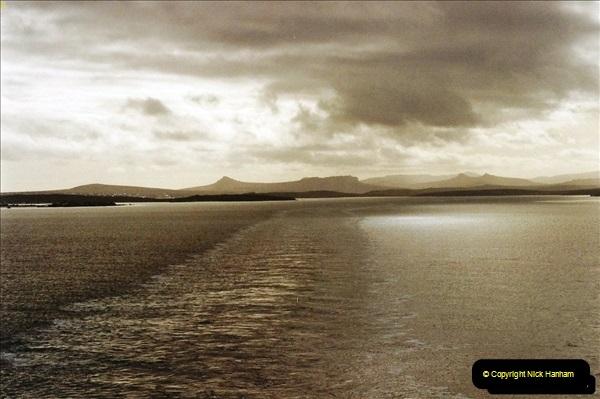 South America & The Falkland Islands.  2002 - 2003 (345)345