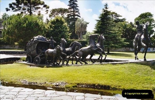 South America & The Falkland Islands.  2002 - 2003 (388)388