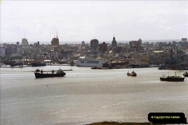 South America & The Falkland Islands.  2002 - 2003 (400)400
