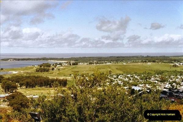 South America & The Falkland Islands.  2002 - 2003 (402)402