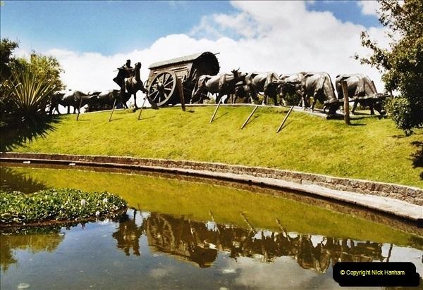 South America & The Falkland Islands.  2002 - 2003 (409)409