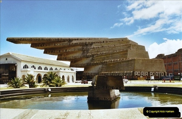 South America & The Falkland Islands.  2002 - 2003 (424)424