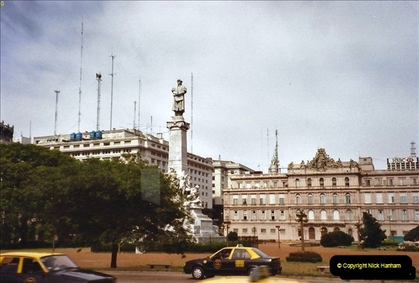 South America & The Falkland Islands.  2002 - 2003 (529)529