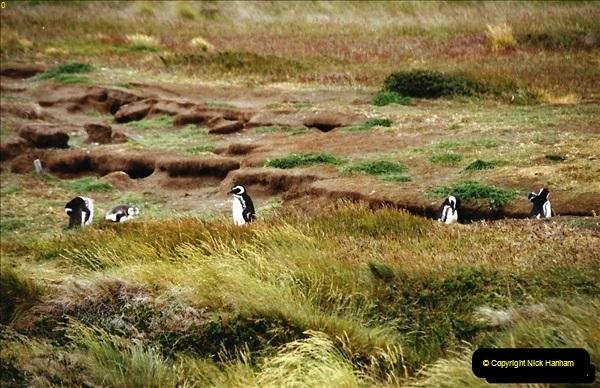 South America & The Falkland Islands.  2002 - 2003 (93)093