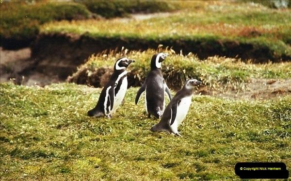 South America & The Falkland Islands.  2002 - 2003 (97)097